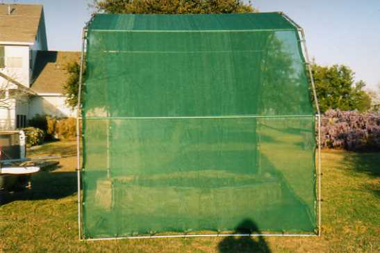 screen greenhouse