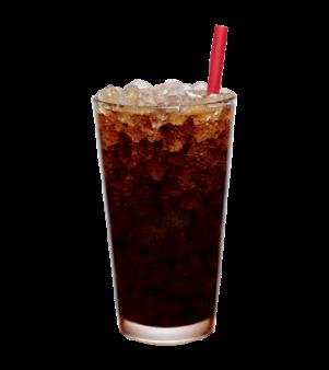 Gambar 7a: Minuman kola.