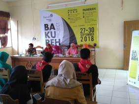 Dokumentasi acara Peluncuran dan Diskusi Buku Bakureh Project - Arsip Gubuak Kopi