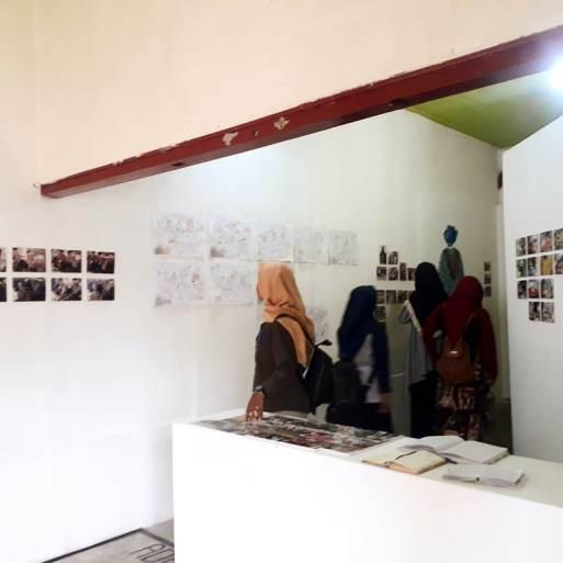 Dokumentasi Pameran Bakureh Project 2018 - 12
