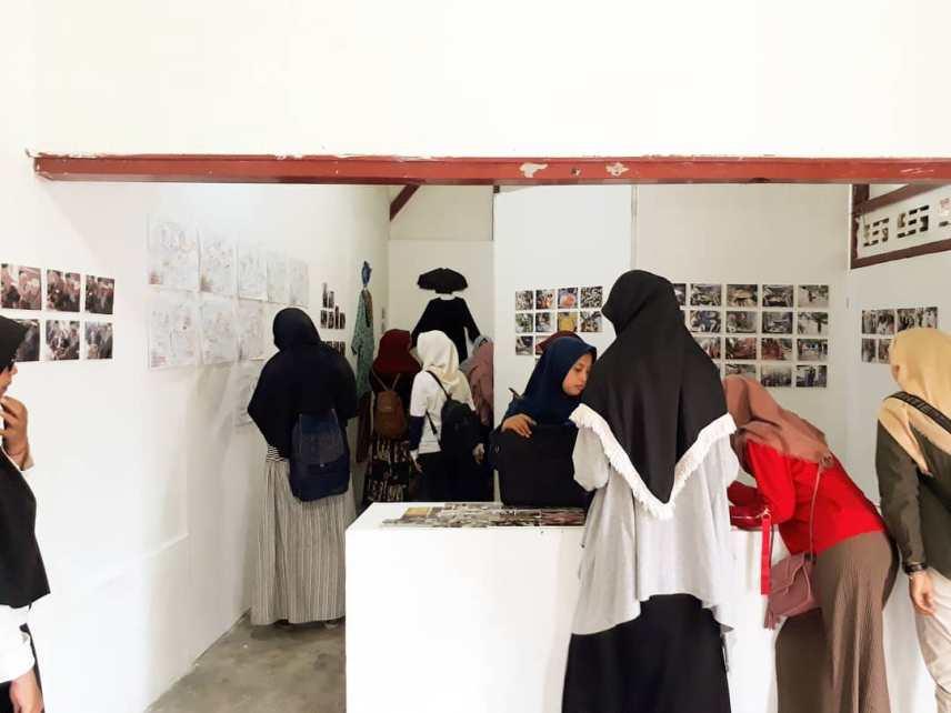 Dokumentasi Pameran Bakureh Project 2018 - 15