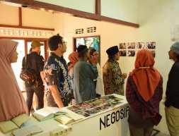 Dokumentasi Pembukaan Acara Pameran Bakureh Project - 06