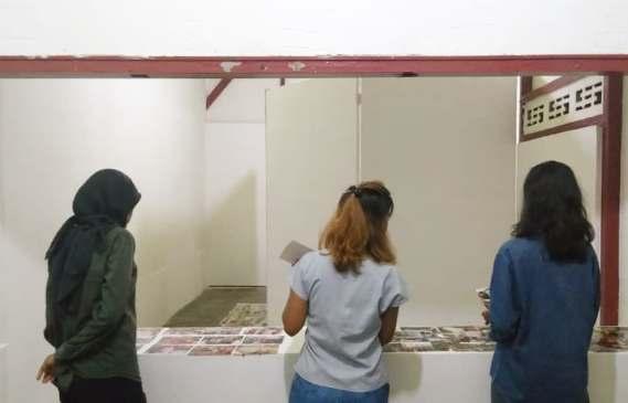 Dokumentasi Persiapan Pameran Bakureh Project - 01