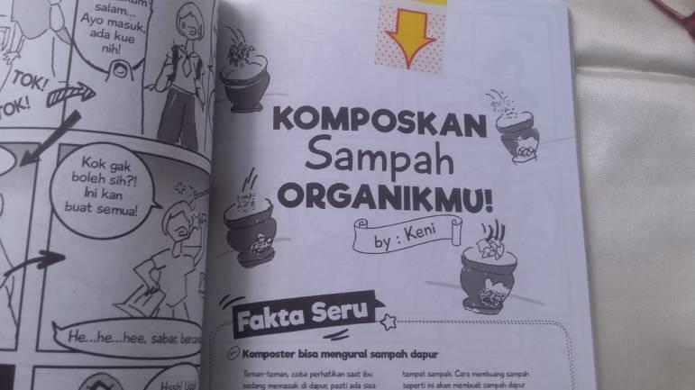 """Tema """"Komposkan Sampah Organikmu!"""". Arsip: Ade/Sayurankita"""